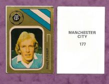Manchester City Paul Fletcher 177